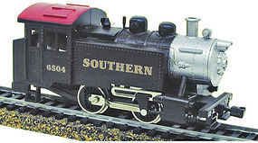 Model-Power 0-4-0 Tank Switcher DCC Southern HO Scale Model Train Steam Locomotive #965041
