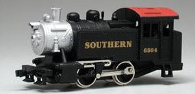 Model-Power 0-4-0 Loco Southern HO Scale Model Train Steam Locomotive #96504