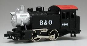 Model-Power 0-4-0 Loco Baltimore & Ohio HO Scale Model Train Steam Locomotive #96505