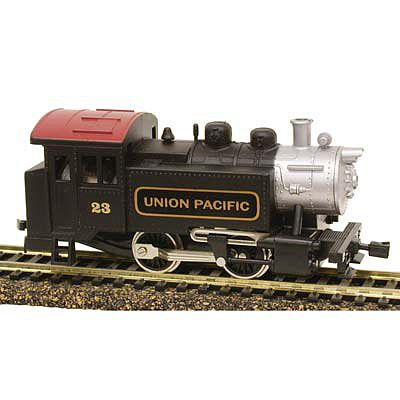 Model Power 0-4-0 Tank Switcher DCC Union Pacific -- HO Scale Model Train Steam Locomotive -- #965101