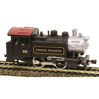 Model-Power 0-4-0 Tank Switcher DCC Union Pacific HO Scale Model Train Steam Locomotive #965101