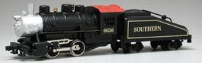 Model-Power 0-4-0 Shifter w/Tender Southern Railway HO Scale Model Train Steam Locomotive #96636