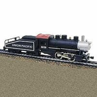 Model-Power 0-4-0 Shifter/Tender Union Pacific HO Scale Model Train Steam Locomotive #96637