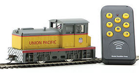 Model-Power DDT Plymouth DCC w/Sound/Remote Union Pacific HO Scale Model Railroad Locomotive #966711