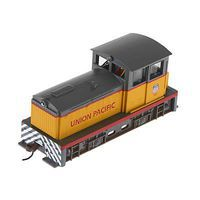 Model-Power DDT Plymouth Diesel Union Pacific HO Scale Model Railroad Locomotive #96671