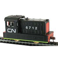 Model-Power DDT Plymouth lndustrial Diesel C.N. (DCC) HO Scale Model Railroad Locomotive #966731