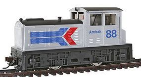 Model-Power DDT Plymouth Industrial Powered Amtrak HO Scale Model Train Diesel Locomotive #96676