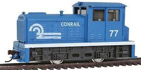 Model-Power DDT Plymouth Industrial Powered Conrail HO Scale Model Train Diesel Locomotive #96679