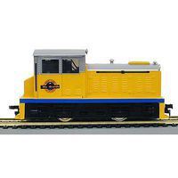 Model-Power DDT Plymouth Industrial Diesel D&RG (DCC) HO Scale Model Railroad Locomotive #966801