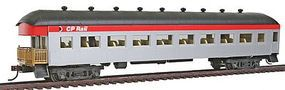 Model-Power 67 Harriman Observation w/Interior Canadian Pacific HO Scale Model Train Passenger Car #99915