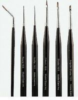 Model-Expo PAINTBRUSH SET 6pc Fine Detail