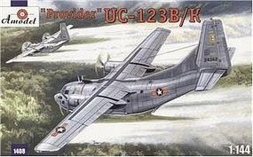 A-Model-From-Russia UC123K Provider USAF Aircraft Plastic Model Airplane Kit 1/144 Scale #1408