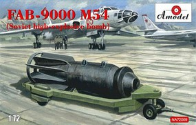 A-Model-From-Russia 1/72 FAB9000 M54 Soviet High-Explosive Bomb