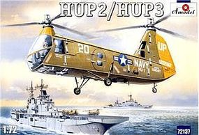 A-Model-From-Russia HUP2/HUP3 Helicopter Plastic Model helicopter Kit 1/72 Scale #72137