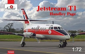 A-Model-From-Russia 1/72 Jetstream T1 Handley Page Passenger Aircraft