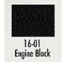Modelflex (bulk of 3) ENGINE BLACK 1oz (3)