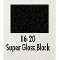 Modelflex (bulk of 3) SUPER GLOSS BLACK 1oz (3)