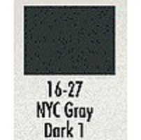 Modelflex (bulk of 3) NYC GRAY DARK 1 1oz (3)