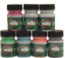Modelflex PACIFIC NORTHWEST COLORS SET#1