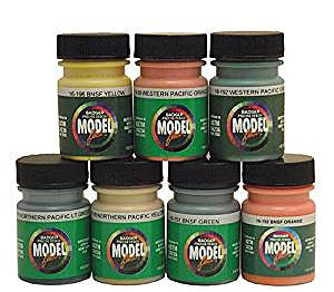 Modelflex PACIFIC NORTHWEST COLORS SET#2