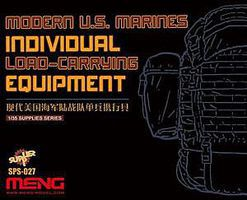 Meng US Marines Load Carrying Equipment Plastic Model Vehicle Accessory #sps027