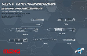Meng U.S Satelite-Guided Bombs 1-48