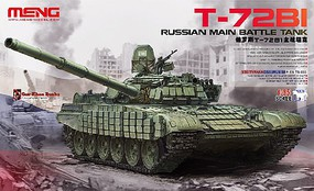 Meng 1/35 T72B1 Russian Main Battle Tank