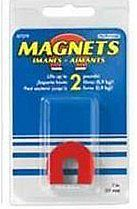 The Magnet Source 1'' Alnico Horseshoe Magnet