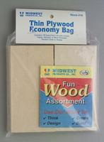 Midwest Plywood Economy Bag