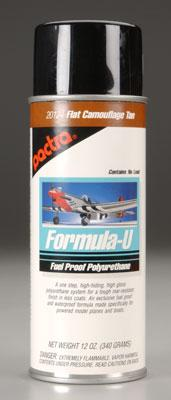 Midwest Formula U Spray Camouflage Tan 12 oz