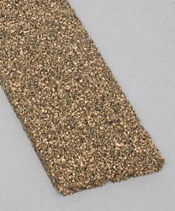 Midwest (bulk of 25) Cork Roadbed 3' (25) -- Model Train Track Roadbed -- HO Scale -- #3013