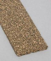 Midwest (bulk of 25) Cork Roadbed 3' (25) Model Train Track Roadbed HO Scale #3013