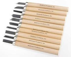 Midwest Carving Knives (10pc)
