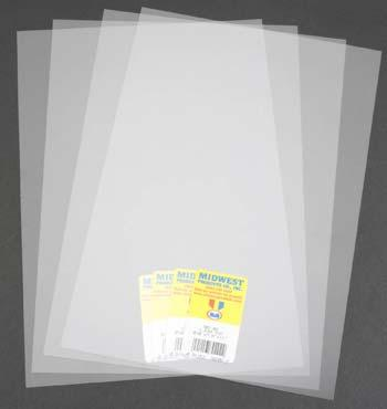 Midwest Clear Sheet PVC .005 (4)