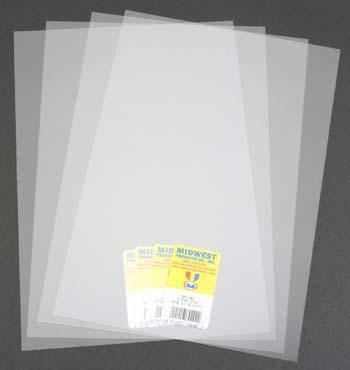 Midwest Clear Sheet PVC .015 (4)