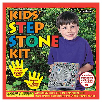 Midwest Milestones, Kids' Step Stone Kit