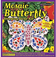 Midwest Milestones, Mosaic Butterfly Kit