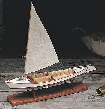 Chesapeake Crabbing Skiff Kit (mid970) Midwest Wooden Boat ...
