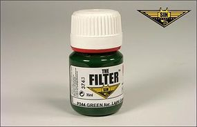 MIG Enamel Green Filter for Light Green 35ml Bottle