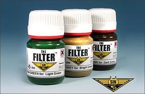 MIG Enamel Allied Filter Box Set (244 to 246)