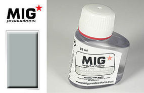 MIG Enamel Dirty Glass Wash 75ml Bottle