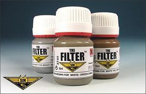 MIG Enamel Winter Filters Set (404 to 406)