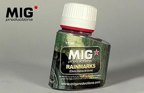 MIG Enamel Weathering Effects Rainmarks 75ml bottle
