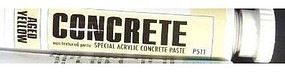 MIG Acrylic Concrete Paste Aged Yellow 20ml Tube