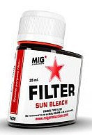 MIG Enamel Sun Bleach Filter 35ml Bottle