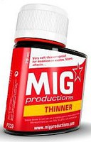 MIG Thinner 75ml Bottle (Re-Issue)