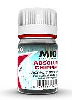 MIG Acrylic Absolute Chipping Effect 35ml Bottle (Re-Issue)