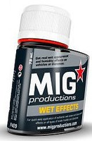 MIG Enamel Wet Effects 75ml Bottle (Re-Issue)