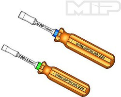 MIP MIP Nut Driver Wrench Set, Metric (2)