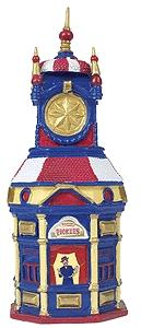Mr Christmas World's Fair Vignettes -- Clock Tower